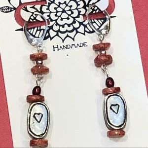 Casey Keith Design Jewelry - Valentine Earrings